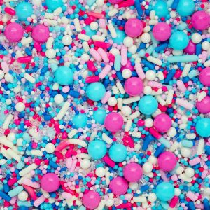 Baby cakes sprinkle blend