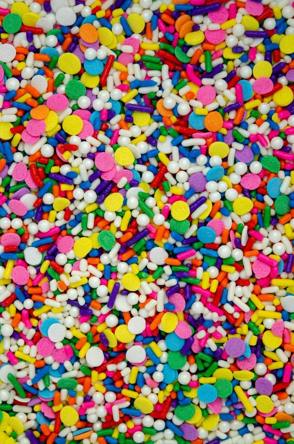 Birthday party sprinkle blend