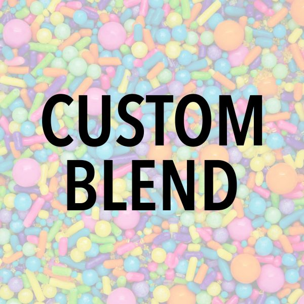 Custom Sprinkle Blend
