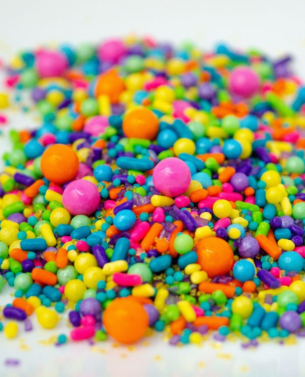 Sassy Scrunchie Sprinkle Blend