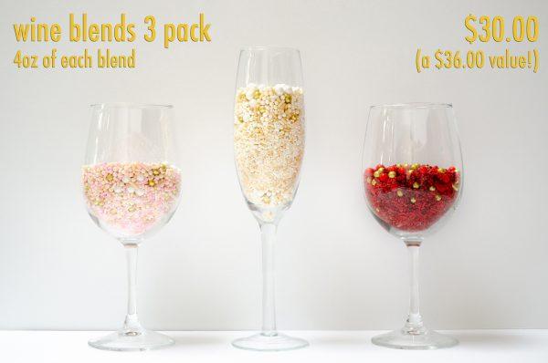 Wine Blend Swanky Sprinkle Blend