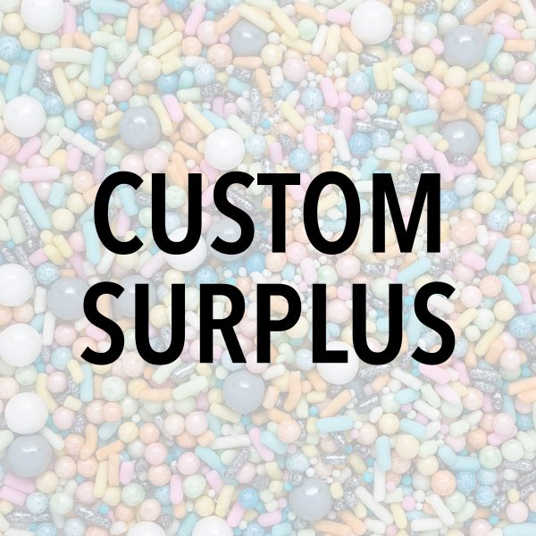 Custom Blend Surplus
