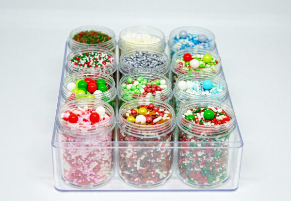 Christmas Cookie Sprinkle Pack